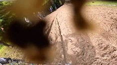 Well, Looks Like the Sticky Mess is Back - Leogang POV with Thibaut Daprela