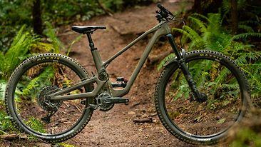 Forbidden Launches Druid GX 'ZIGGY EDITION' Mullet Complete Bike