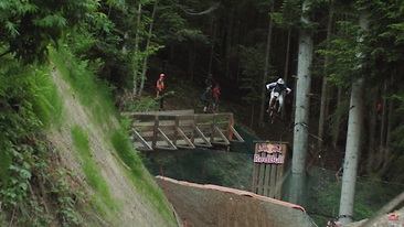 Qualifying Highlights from Leogang