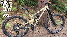 Bike of the Day: Commencal Clash