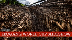 Leogang World Cup Downhill Race Slideshow