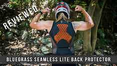 Ultra Comfortable Back Protector: Bluegrass Seamless Lite Review