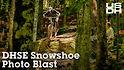 Photo Blast - Downhill Southeast Snowshoe