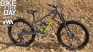 Bike of the Day: Majin Cycles 07r