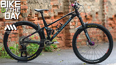 Bike of the Day: Mondraker Foxy XR