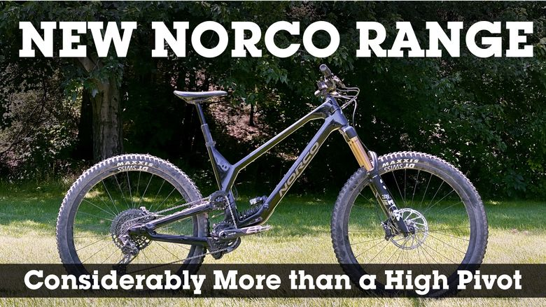 After Months of Speculation Norco's New 2022 Range Has Arrived