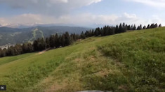 2021 Les Gets World Cup DH Course Preview?