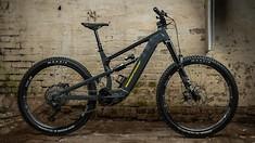 Introducing the Nukeproof MegaWatt E-Bike