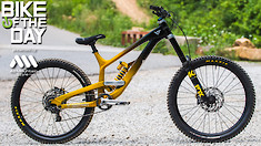 Bike of the Day: YT Tues