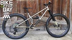 Bike of the Day: Kingdom Bikes Void 130 - 29