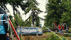 All the Highlights from the Crazy World Cup Race in Les Gets