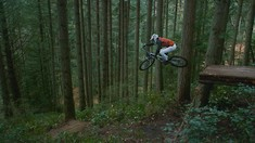 Forrest Riesco and Ben Wallace Blasting Their WC DH Training Track Will Sort Your Monday Blues