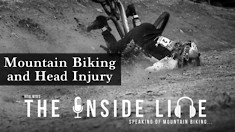 Mountain Biking and Head Injury - The Inside Line Podcast