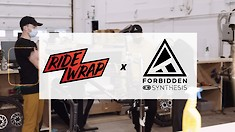 RideWrap Is Supporting All-Canadian Forbidden Synthesis EWS Team