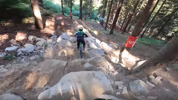 WORLD CHAMPS DH COURSE PREVIEW - Val di Sole is Still Brutal