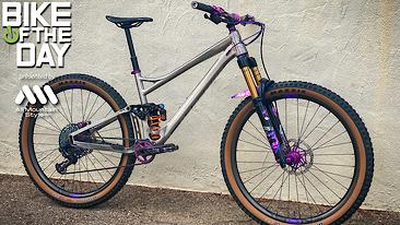 Bike of the Day: Banshee Prime V3