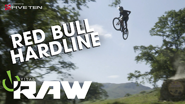 Vital RAW - Red Bull HARDLINE Race Day (and Live Webcast Replay, too)