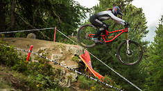 iXS European Downhill Cup #2 - Pila, Italy Race Video