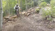 CRUSHING IT! Downhill Southeast Windrock Video Race Recap