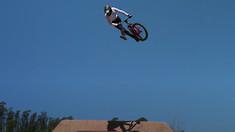 Sampling Some of Santa Cruz's Finest Dirt Jumps with David Lieb