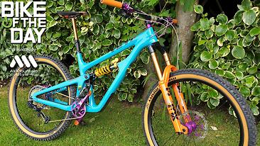 Bike of the Day: Yeti SB150 T