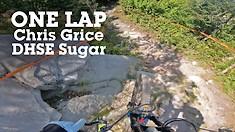 ONE LAP - Chris Grice, Sugar Mountain Downhill Southeast