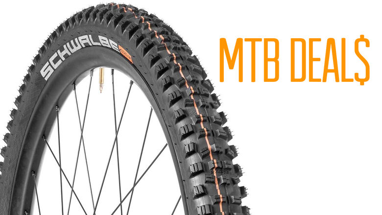 Deals on Mountain Bikes, Parts and Gear