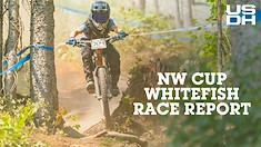 NW CUP Whitefish Race Report