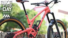 Bike of the Day: Evil Wreckoning V3