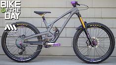 Bike of the Day: Evil Insurgent V3