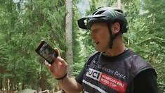 🌈 How To Choose the Perfect Line with Luca Shaw and Steve Peat at World Champs