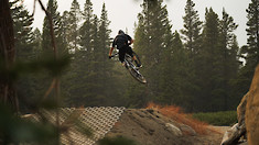 Paul Basagoitia Ripping the Local Trails His Way in BASSED IT