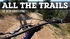 The Basin Gravity Park Trail Tour