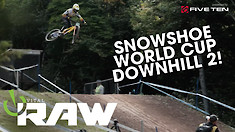 Vital RAW - Snowshoe World Cup Downhill Race 2, Day 1