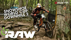 Vital RAW - Snowshoe World Cup Downhill Race 2, Day 2