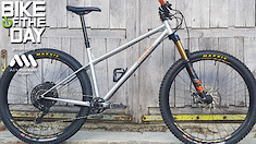 Bike of the Day: Aloueta Custom