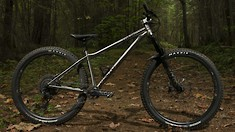 The New Knolly Hardtail: Tyaughton Ti and Steel