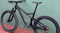 "Digit Bikes Introduces ""Analog Suspension"" on Their 140-mm Datum"