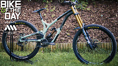 Bike of the Day: Commencal Supreme DH 27