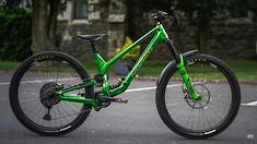 Pro Bike Check: Lewis Buchanan's Custom Norco Range for EWS Tweed Valley