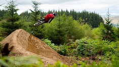 The New Laurie Greenland Line in Bike Park Wales Is Not for the Faint of Heart