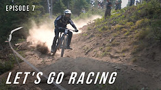 Break Your Frame Mid-Race? Grab Some Tape. Let's Go Racing - Episode 7