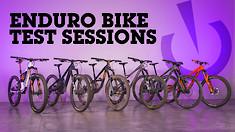 Vital MTB Test Sessions - Enduro Bikes