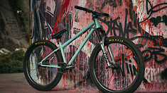 While the Sun is Still Here - Caleb Holonko Rides the Kona Shonky