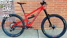 Bike of the Day: Canfield Lithium