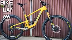 Bike of the Day: Santa Cruz Bronson