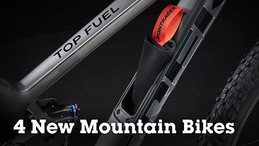 4 New Mountain Bikes and 2022 Gear Updates