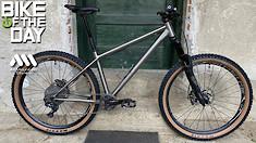 Bike of the Day: Stanton Slackline Titanium