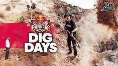 We've Already Got Butterflies Just From Watching the Digging at Rampage