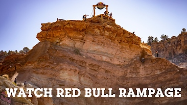 Red Bull Rampage Replay and RESULTS